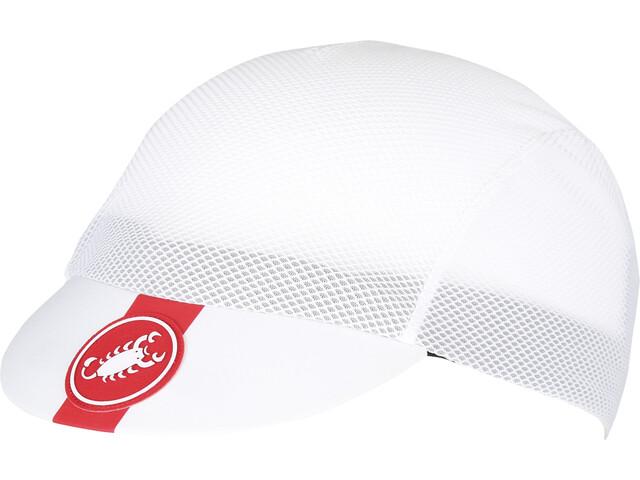 Castelli A/C Cycling Cap white